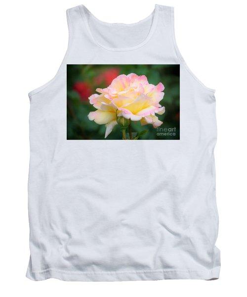 Rose Beauty Tank Top