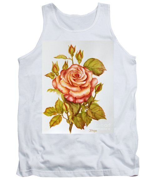 Rose For My Mom Tank Top