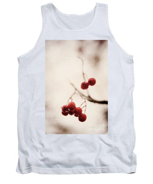 Rote Beeren - Red Berries Tank Top