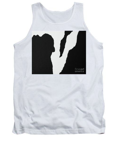 Rough V Tank Top