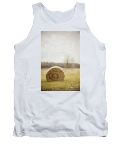Round Bale O'hay Tank Top