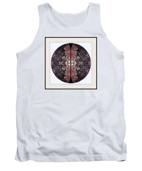 Round One Tank Top by Jack Dillhunt