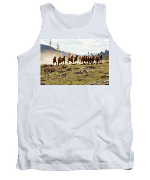 Round Up Tank Top