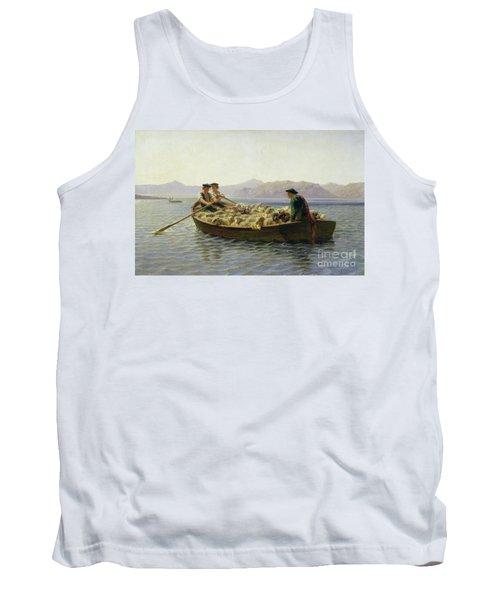 Rowing Boat Tank Top
