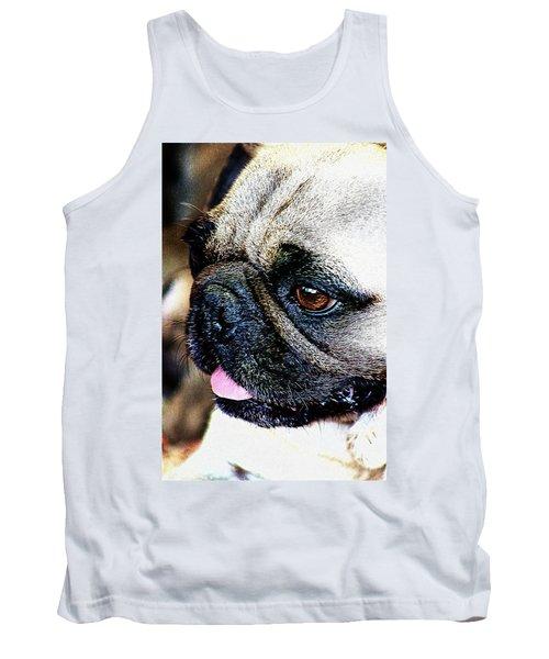Roxy The Pug Tank Top