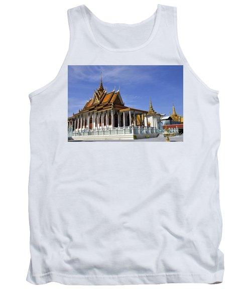 Roy Palace Cambodia 02 Tank Top