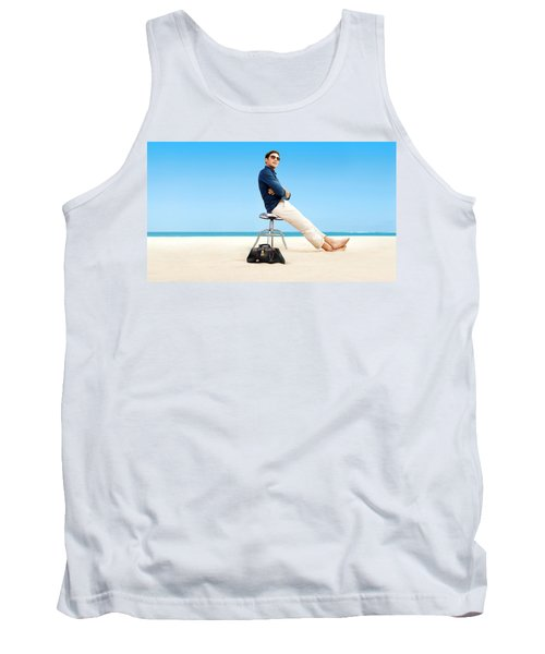Royal Pains Tank Top