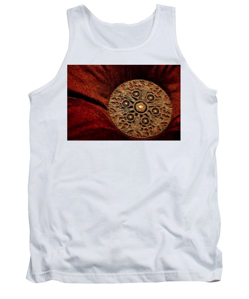 Tank Top featuring the photograph Royalty by Steven Richardson