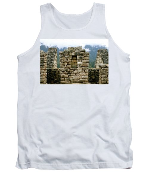 Ruins In A Lost City Tank Top