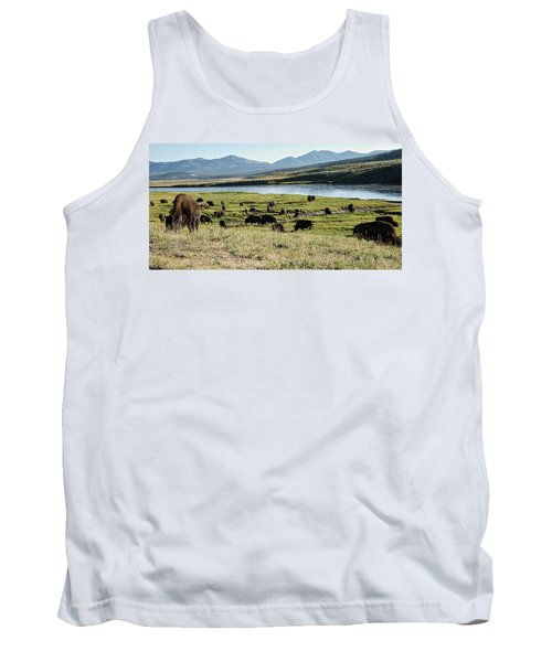 Rumble Tank Top