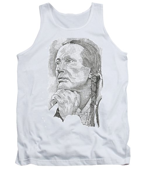 Russell Means Tank Top