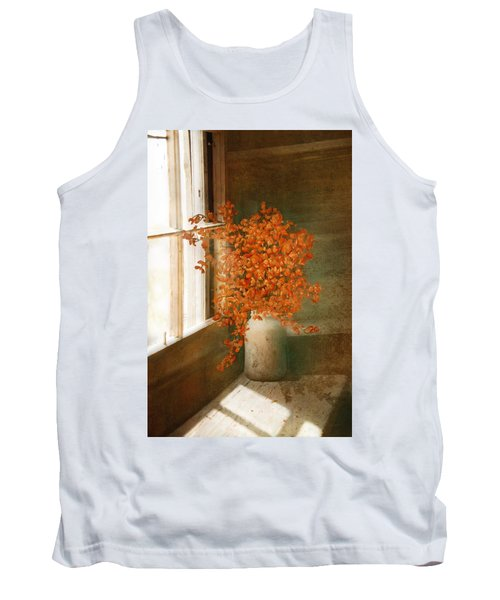 Rustic Bouquet Tank Top