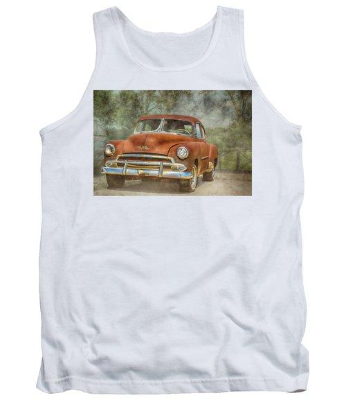 Rusty Tank Top by Pamela Williams