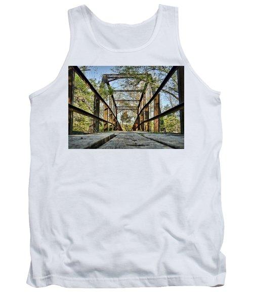 Englewood Bridge Tank Top by Cricket Hackmann