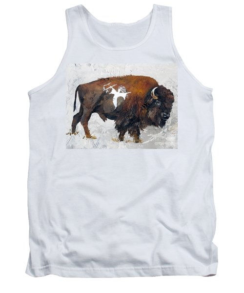 Sacred Gift Tank Top by J W Baker