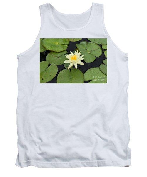 Sacred Lotus Tank Top