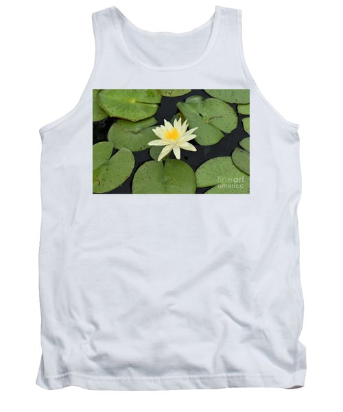 Sacred Lotus Tank Top