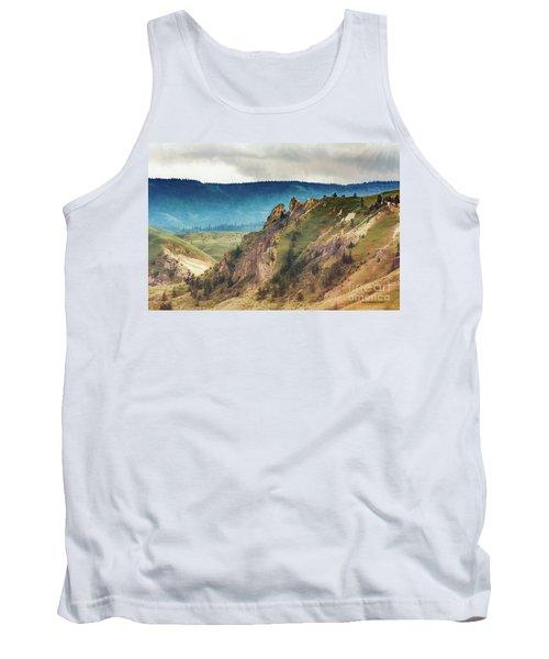Saddlerock Mountain Tank Top