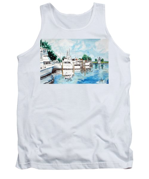 Safe Harbor Tank Top