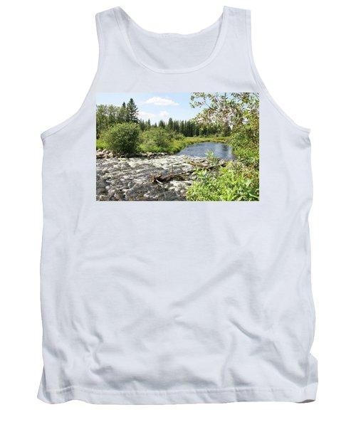 Saginas Lake Tank Top