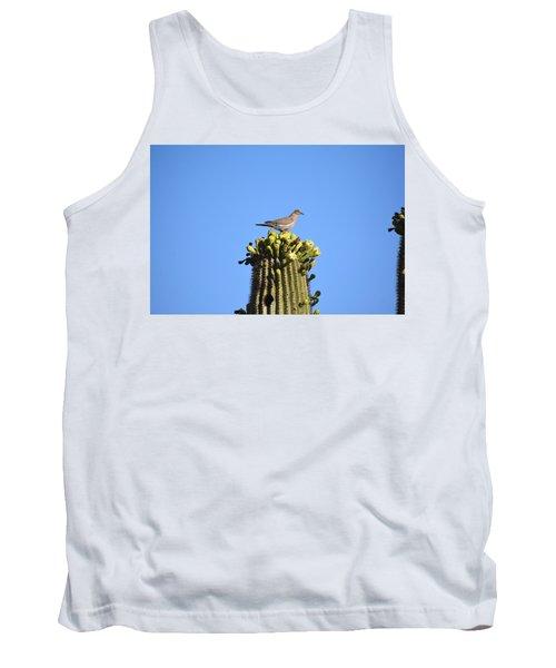 Saguaro Dove 1 Tank Top