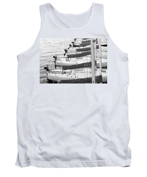 Sailboats Tank Top