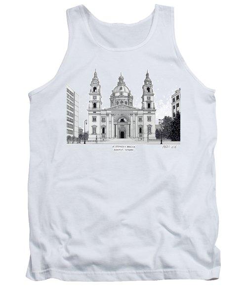 Saint Stephens Basilica Tank Top