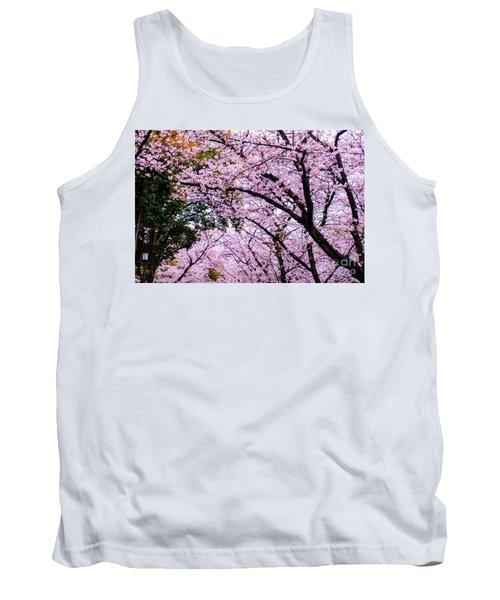 Sakura Tank Top