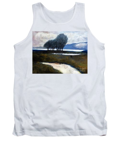 Salton Sea Trees Tank Top