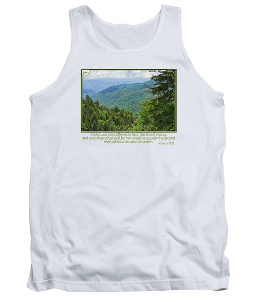 Salvation Eternal Tank Top