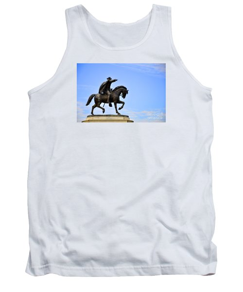 Sam Houston Tank Top