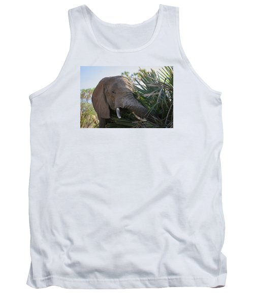 Samburu Elephant Tank Top