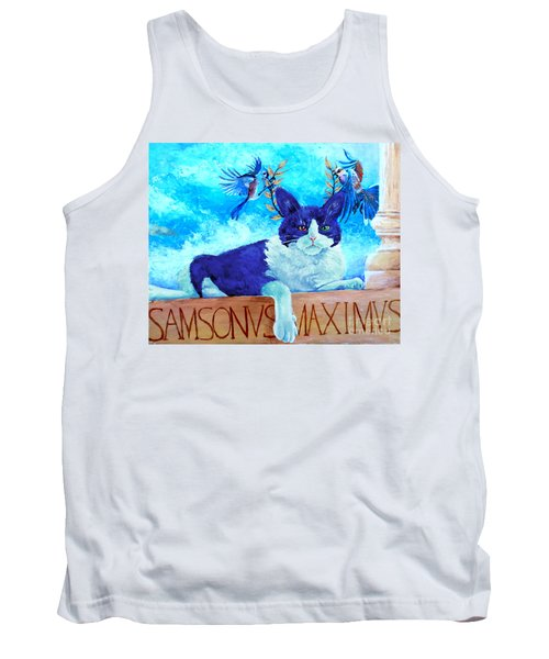 Sammy The Great And The Winged Victories Tank Top