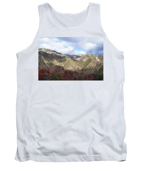 San Gabriel Mountains National Monument Tank Top