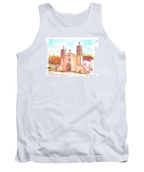 San Miguel Catholic Church, Socorro, New Mexico Tank Top