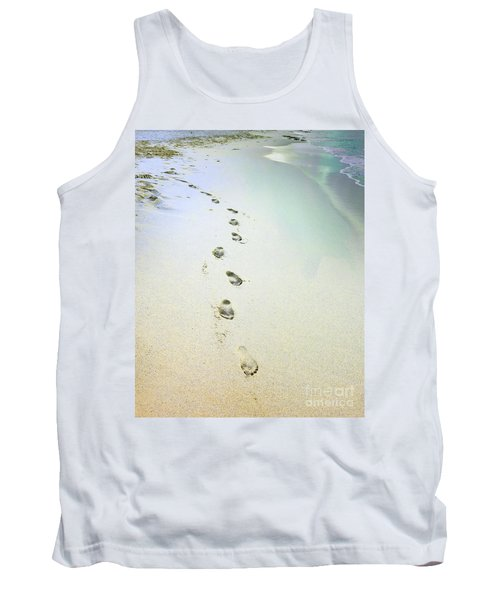 Sand Between My Toes Tank Top