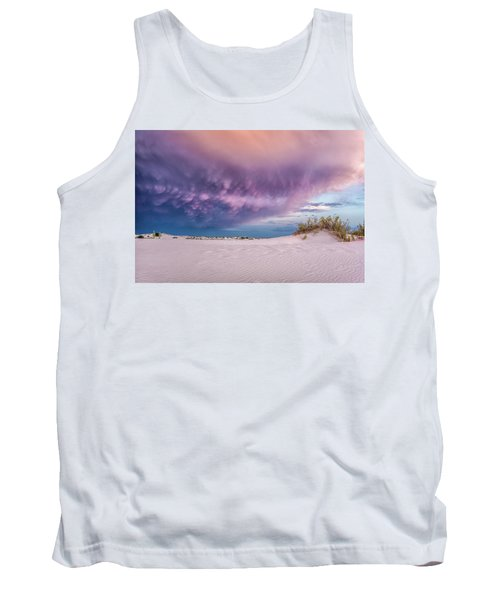 Tank Top featuring the photograph Sand Storm by Jason Roberts