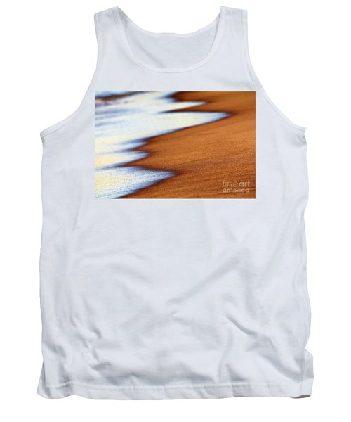 Sand And Waves Tank Top