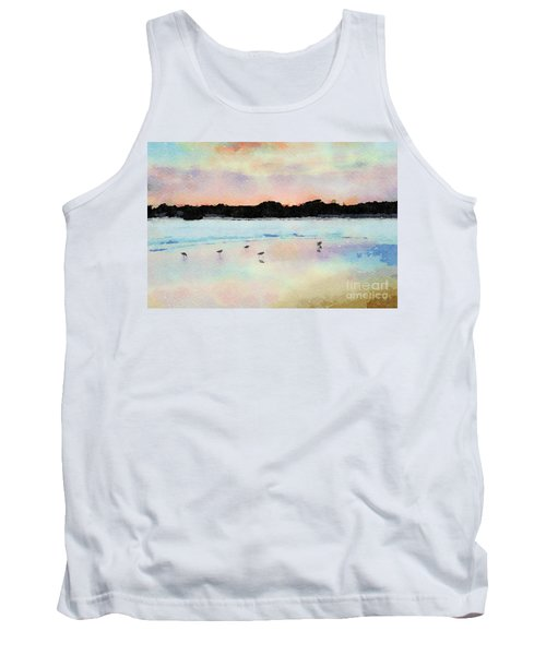 Sandpipers Tank Top