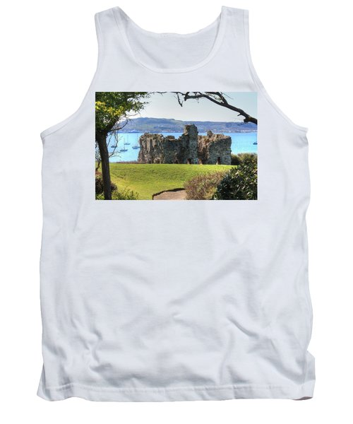 Sandsfoot Castle With Portland Tank Top