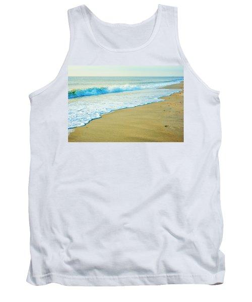 Sandy Hook Beach, New Jersey, Usa Tank Top