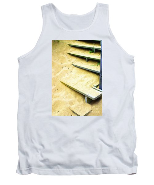 Sandy  Steps Tank Top