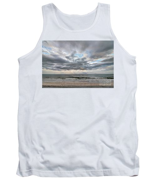 Sanibel Island Seashells Tank Top