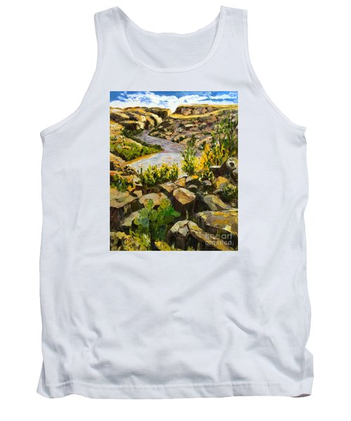Santa Elena Canyon Tank Top
