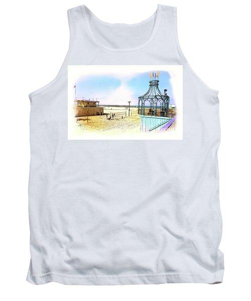 Santa Monica Pier Ver1  Tank Top