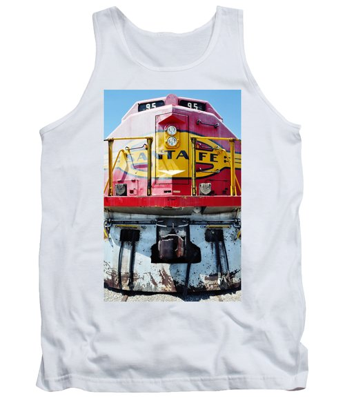 Sante Fe Railway Tank Top by Kyle Hanson