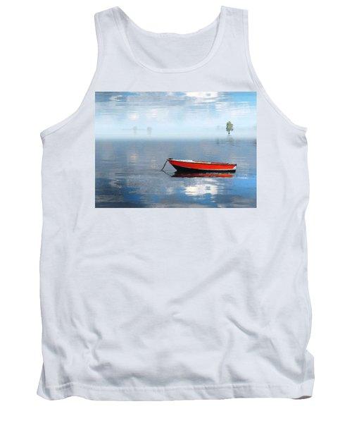 Santee Lakes Serenity Tank Top