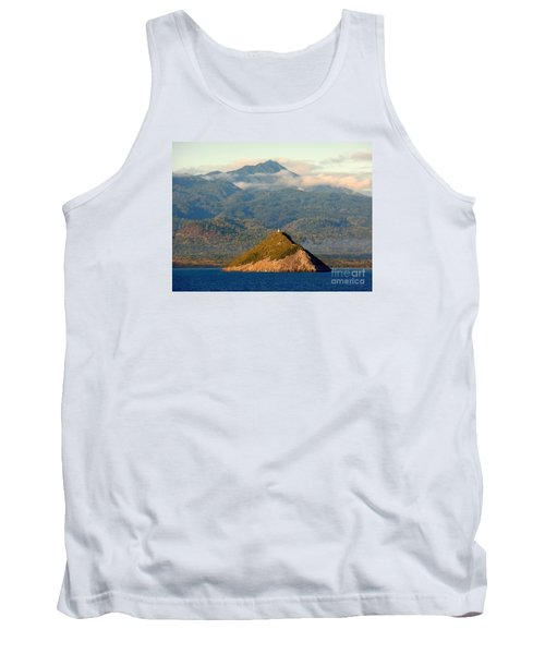 Sao Tome Africa Harbor Tank Top