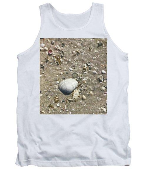 Sarasota County Shells Tank Top