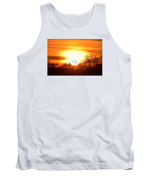 Saturday Mornings Sunrise Tank Top